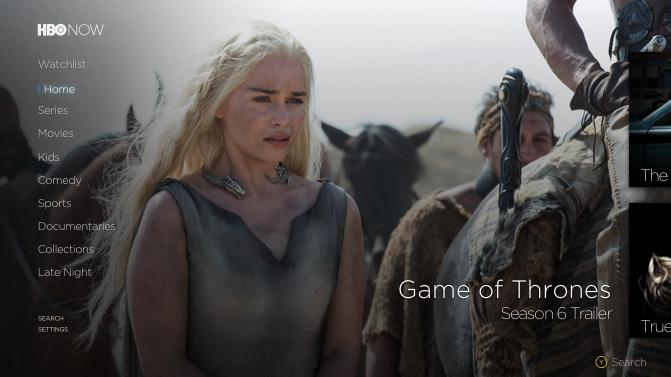 how to watch the game of thrones season 6 for free without cable subscription