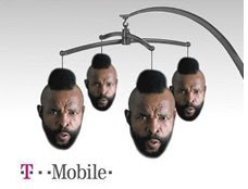 Funny T-Mobile Picture A-Team MR T Fool