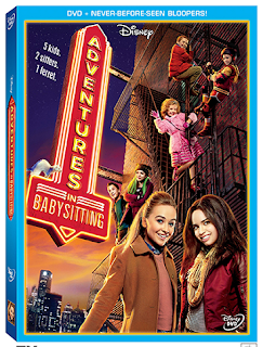 adventures in babysitting 2016 cover