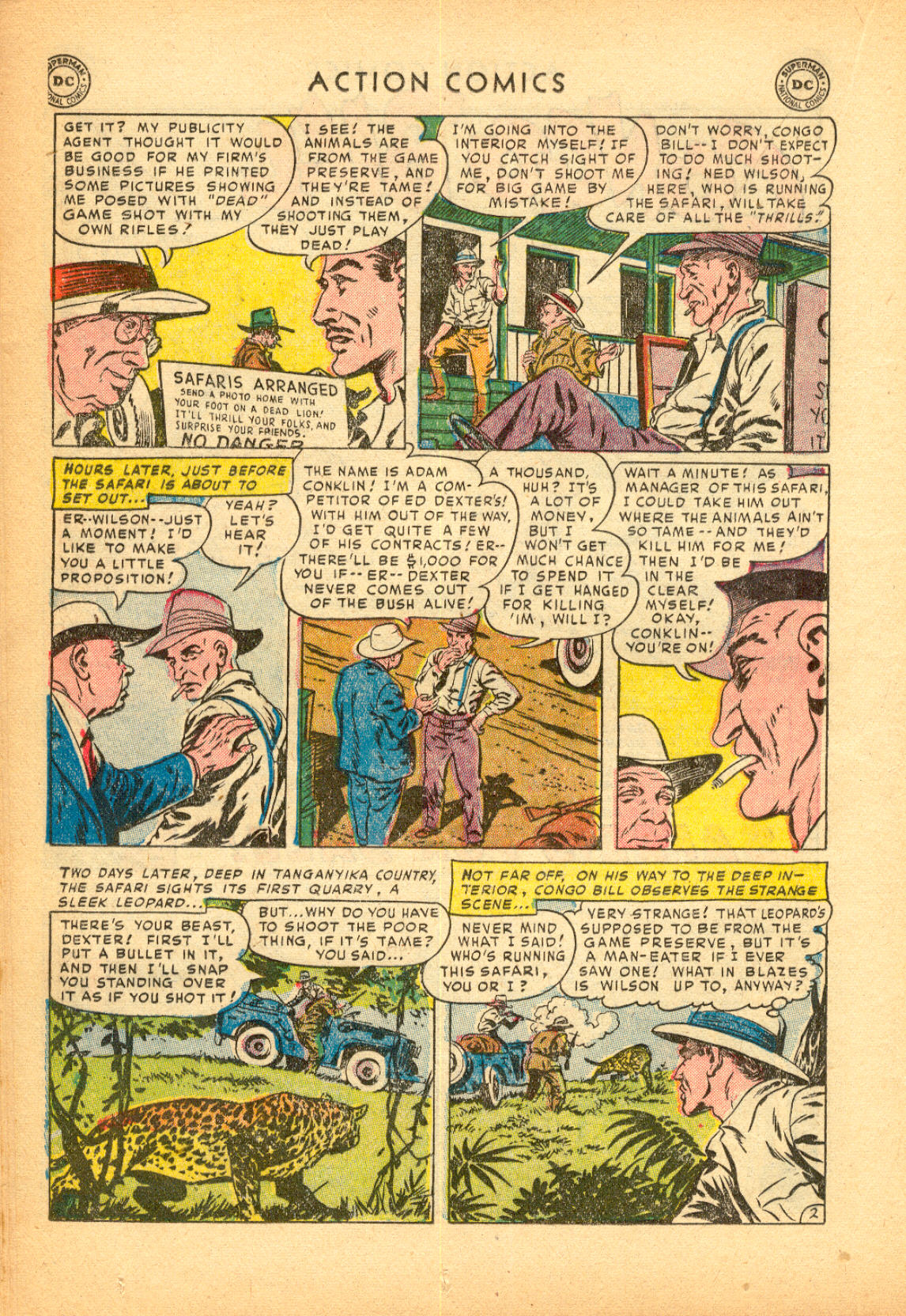 Read online Action Comics (1938) comic -  Issue #174 - 18