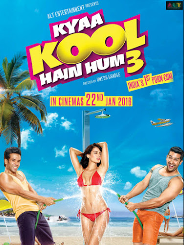 Poster Of Hind Movie Watch Online Kyaa Kool Hain Hum 3 Full Movie Download in HD DVDScr Free