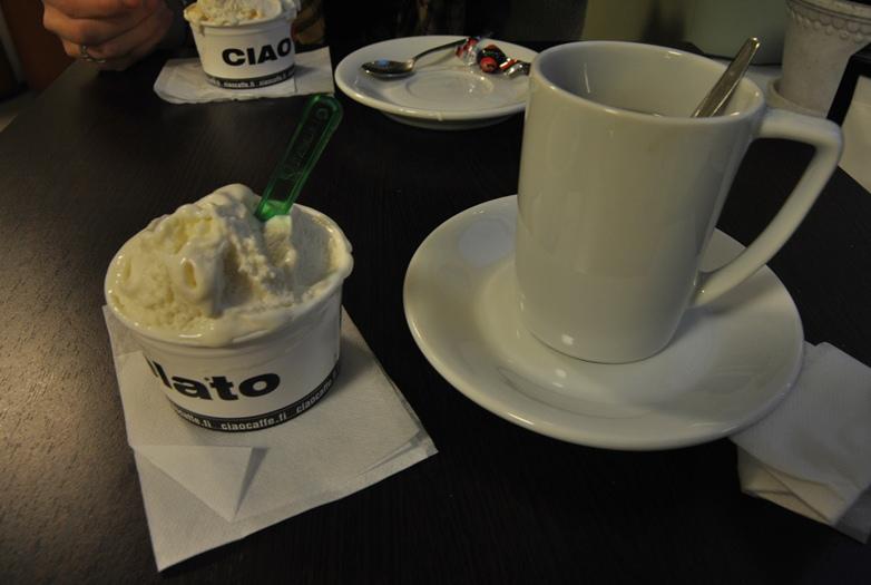 Silmänkääntövankila: Johan se nyt on viidestoista kahvila sentään: Ciao! Caffe, Kiseleffin talo