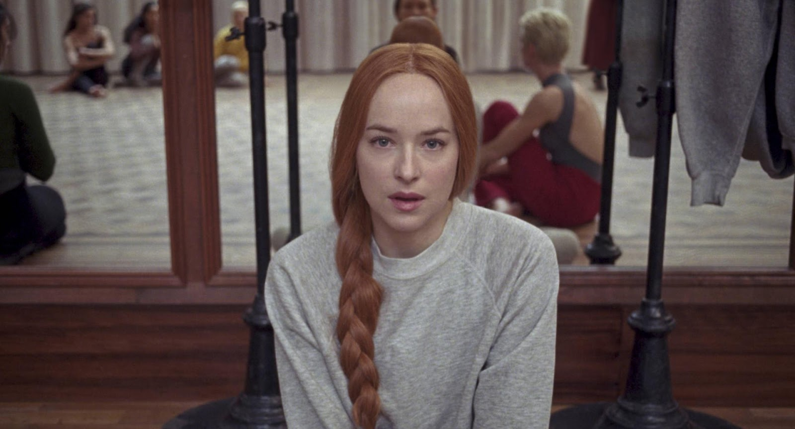Suspiria - pelicula 2018 - Dakota Johnson