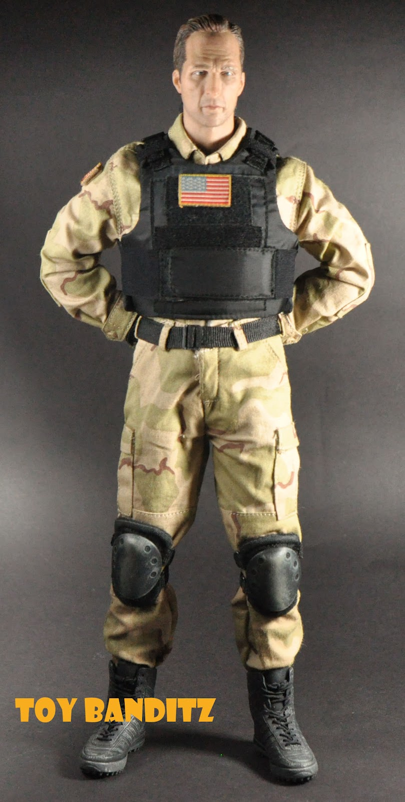 toy banditz delta force sgt first class sanderson by art