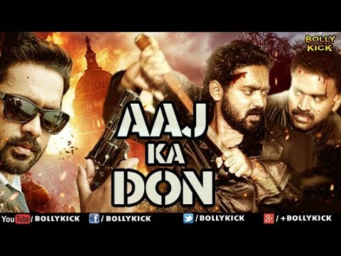 Aaj Ka Don 2017 Hindi Dubbed 300mb Movie DVDScr Download