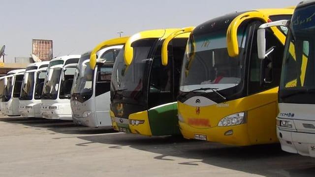 إدخال شركة نقل ثالثة للعمل على خط دمشق السويداء بعد حصولها على موافقة.