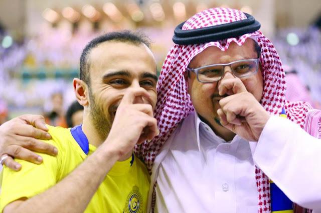 من هو رئيس نادي النصر الجديد بعد استقاله فيصل بن تركي اليوم تعرف علي أسباب استقاله فيصل بن تركي من رئاسة نادي النصر