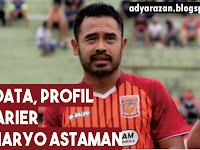 Biodata, Karier & Prestasi Ponaryo Astaman, Gelandang Legendaris Indonesia