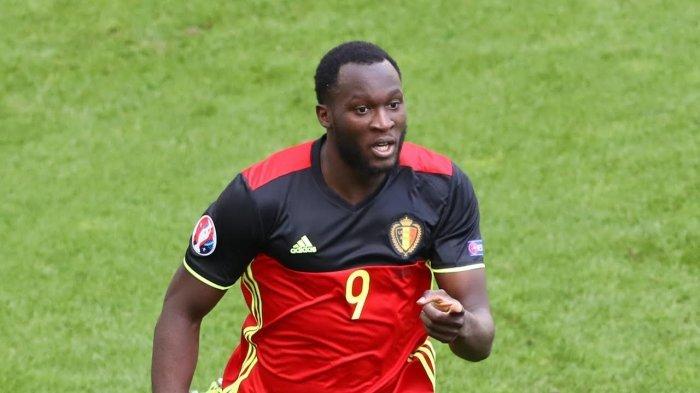 Belgia versus Jepang, Romelu Lukaku Siap Merumput Penuh