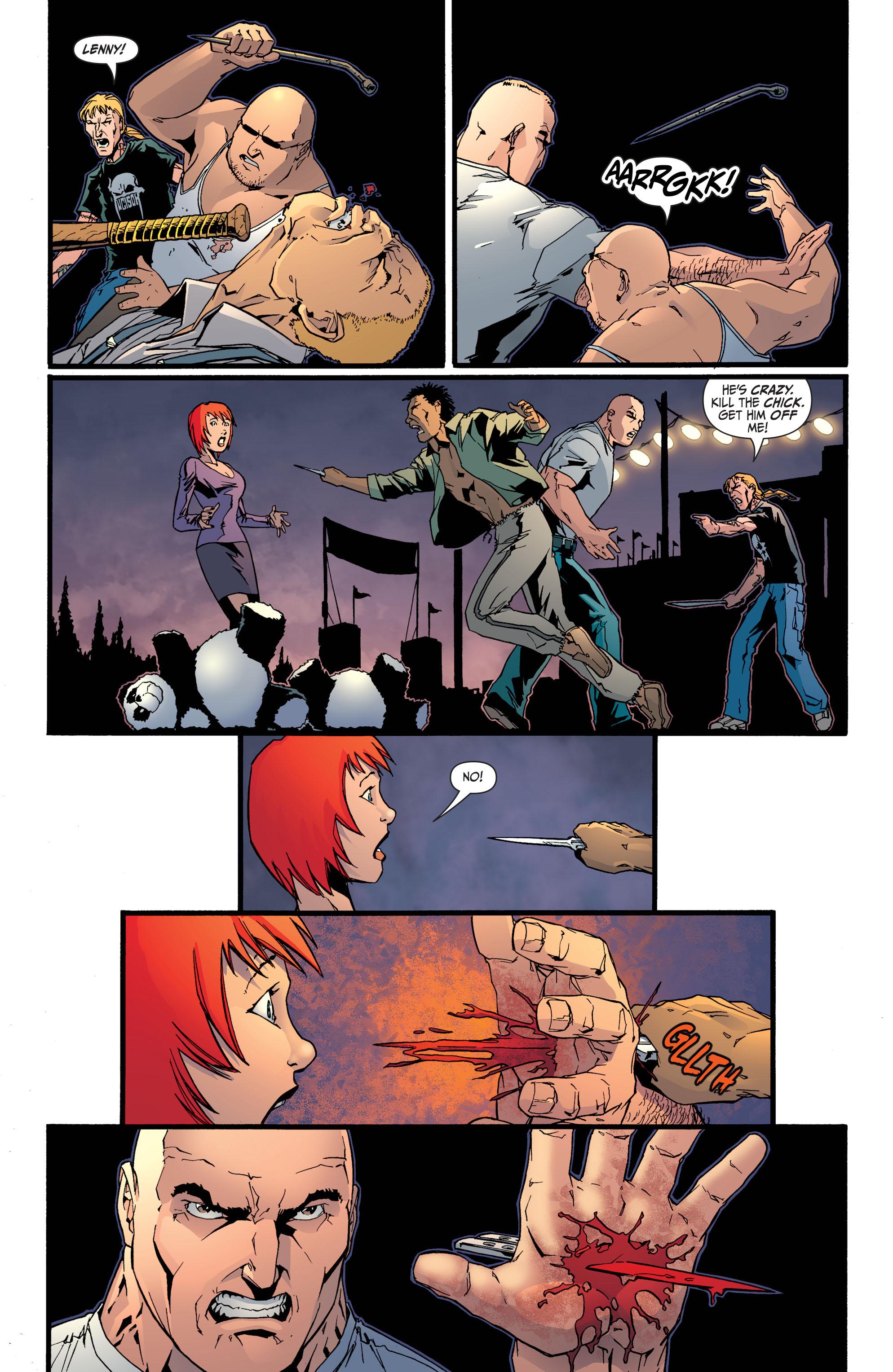 Read online Secret Six (2008) comic -  Issue #34 - 19