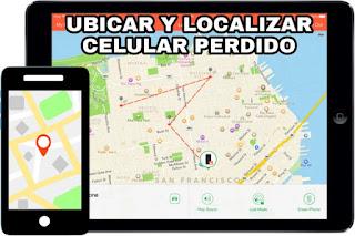 celular robado ubicar