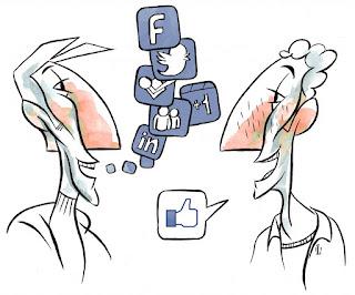 تحميل كتاب تأثير استخدام الانترنت على العلاقات الاجتماعيه