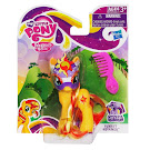 MLP Masquerade Single Wave 1 Sunset Shimmer Brushable Pony