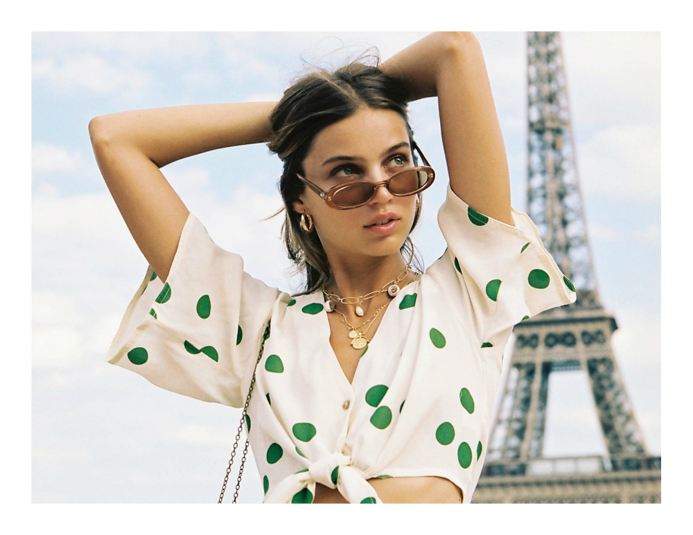 Brand Love: Faithfull The brand Takes Paris By Storm In Their La Femme Campaign