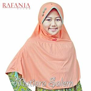 Rafania Hijab Model Mutiawa Warna Salem