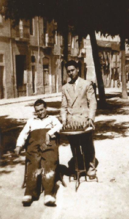 Joan Urpí y Josep Ripoll