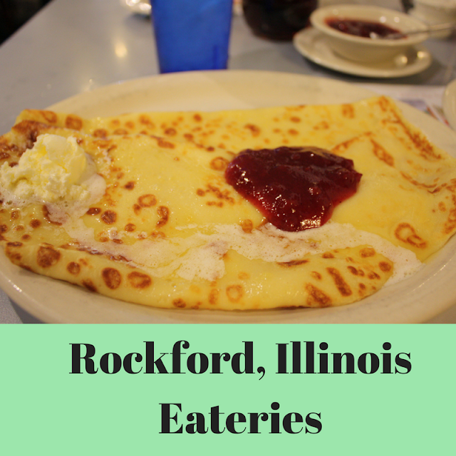 Rockford Illinois Eateries