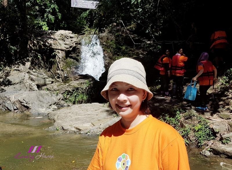 royal belum state park sg rouk waterfall
