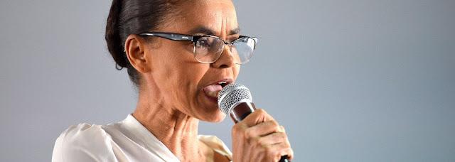 Pelo twitter, Marina Silva defende cassação da chapa Dilma-Temer no TSE