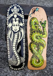 オールドスクールスケートボードを代表するドレッセン&ケンダル