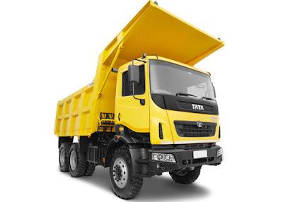 Jual Dump Truck Murah