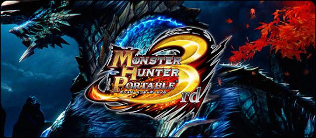 Download Monster Hunter Portable 3rd