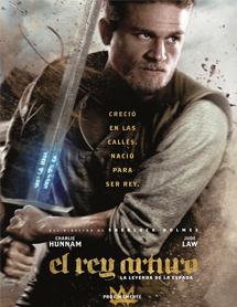 Rey Arturo: La leyenda de la espada (2017) latino