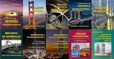 libros. Doctor Genner Villarreal Castro