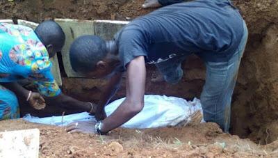 kudirat adebayo buried