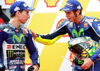 7 Musim di Yamaha, Lorenzo Jauh Lebih Unggul dari Rossi