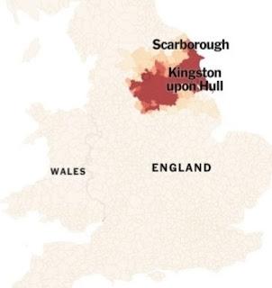 British-Irish Dialect Quiz: results