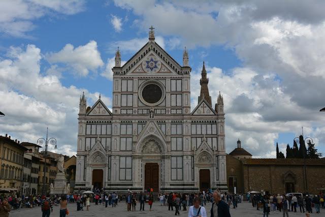 Piazza Santa Croce Florence