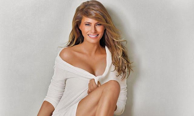 Melania Trump demandó a diario por difundir que era escort