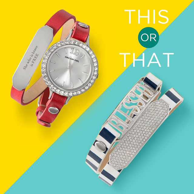 Origami Owl Leather Wrapped Bracelet Or Watch Band Origami Owl At