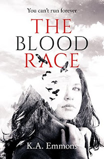 the blood race cover image