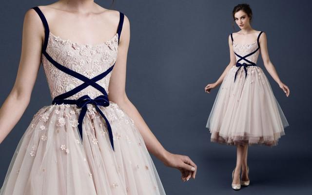 Imagenes de vestidos casuales de 15