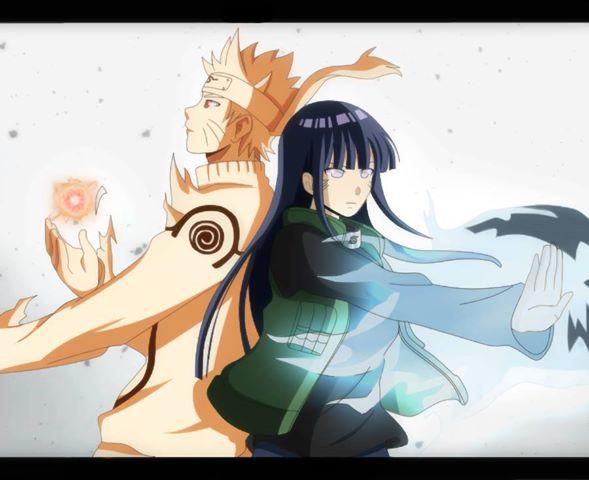 Naruto e Hinata | Portal Naruto Imagens
