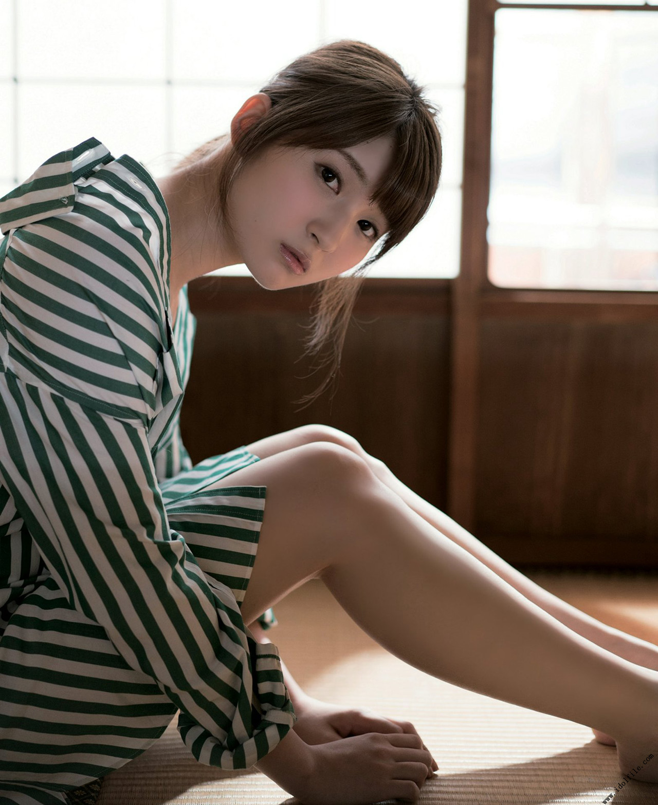 Inoue Sayuri 井上小百合, BUBKA 2018 No.01 (ブブカ 2018年01月号)