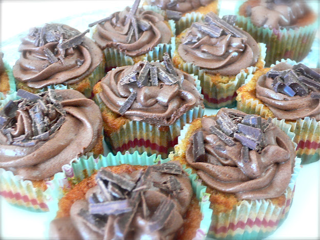 Banana-chocolatecupcakes