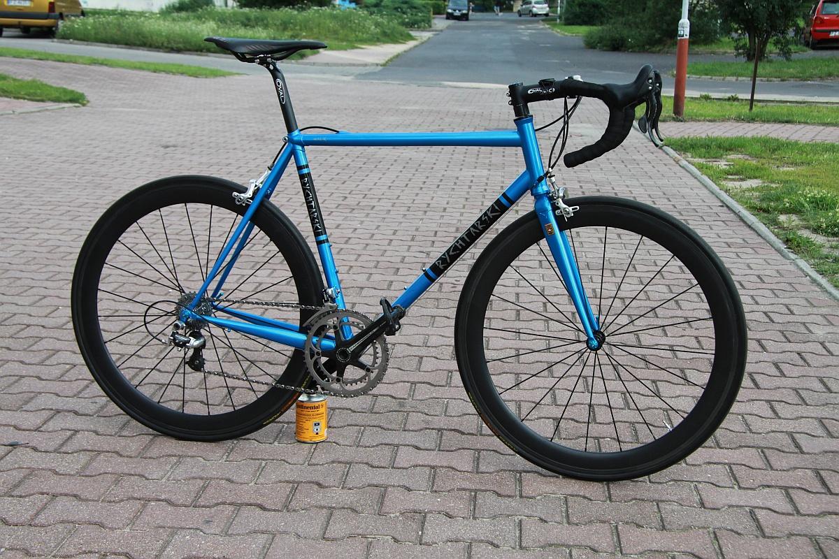 Columbus MAX Bikes: Rychtarski