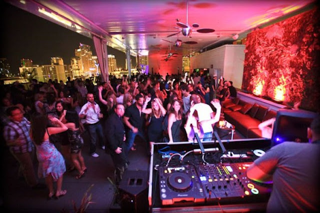 Balada Ivy Nightclub em San Diego