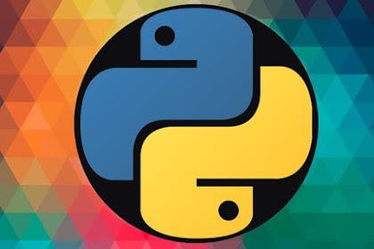Pengenalan Bahasa Python Untuk Pemula