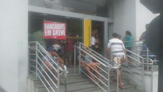 Saiba quais setores aderiram a Greve Geral, em Guarabira