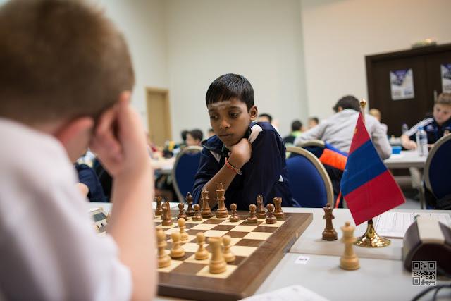 Praggnanandhaa Rameshbabu: World's second youngest Chess Grandmaster