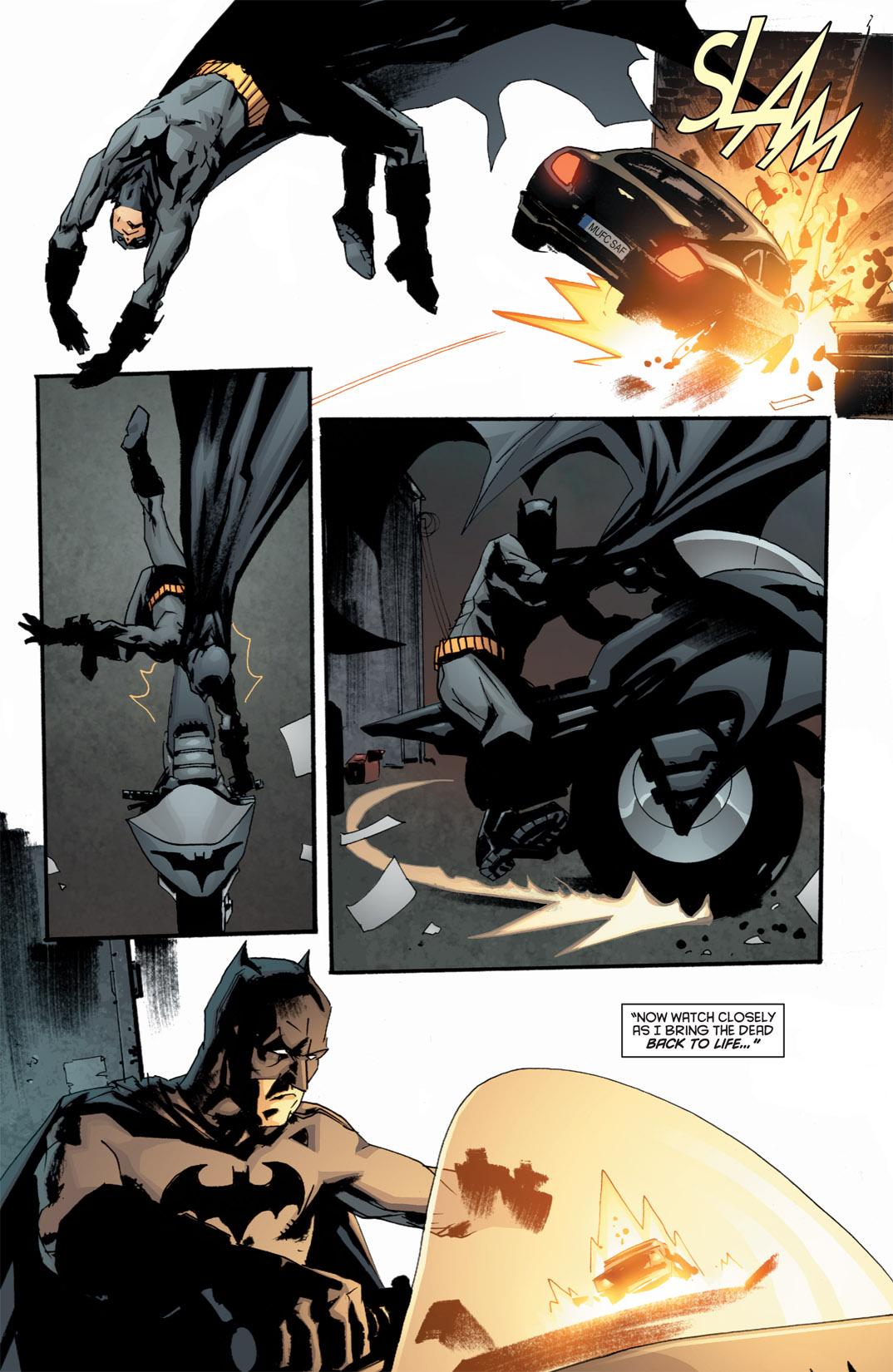 Detective Comics (1937) 872 Page 3