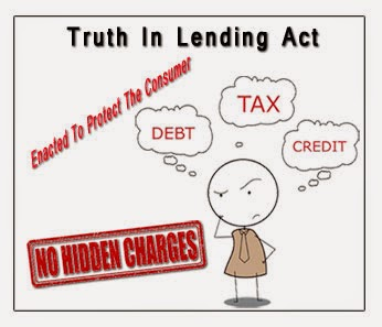 IN ACT TRUTH LENDING