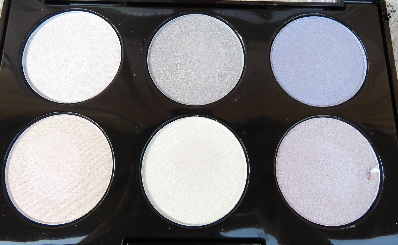 Palette Glow & Highlights d'Action