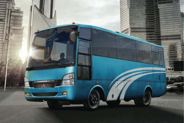 FE 83 Bus Chassis 110 PS (Super Economical)