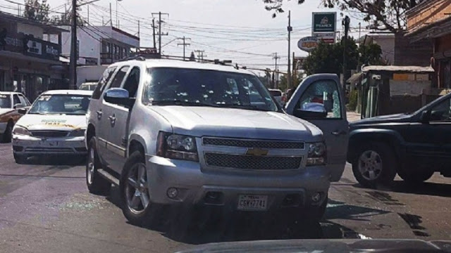 Sicario es abatido en Reynosa y dos mas huyen despavorida mente