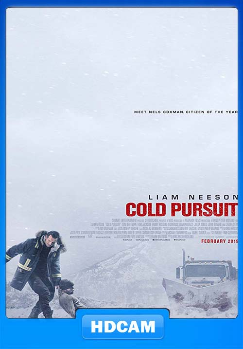 Cold Pursuit 2019 720p HDCAM X264 | 480p 300MB | 100MB HEVC
